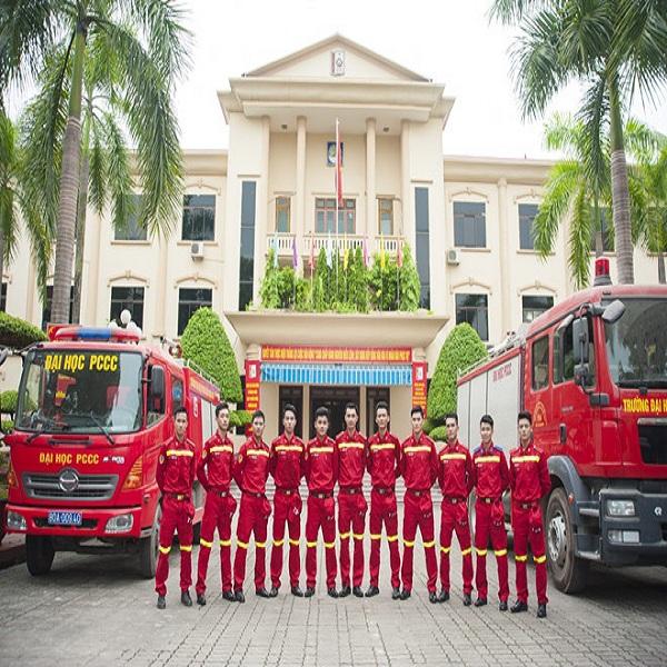 Đại học phòng cháy chữa cháy hệ dân sự tại Việt Nam