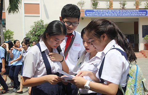 Trường hợp không được xét tuyển thẳng các thí sinh vẫn được tham gia dự tuyển vào lớp 10 THPT theo các nguyện vọng đã đăng ký thi tuyển.