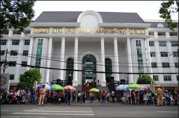 Đại học Sư Phạm TP. Hồ Chí Minh