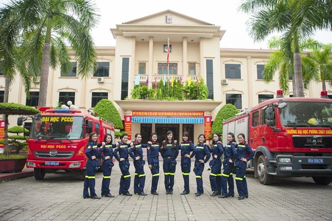 Hệ dân sự của Đại học Phòng cháy Chữa cháy giữ điểm chuẩn ở mức 15 điểm