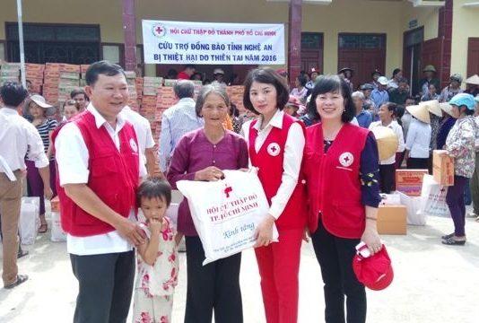 các tổ chức từ thiện ở Hà Nội