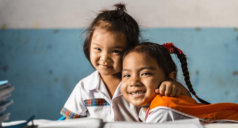 Tổ chức Blue Dragon cho trẻ em mồ côi ở Hà Nội